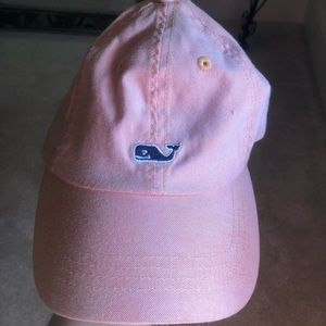 Pink Vineyard Vines Women's Hat